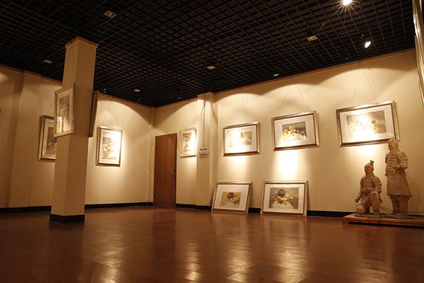 展览室 | 校园环境 | 关于顶峰 | 芜湖顶峰美术学校